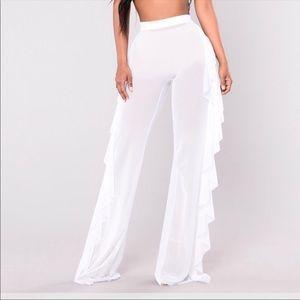 Fashion nova cover up pants